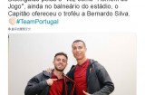 [WELLBET]赢得C罗认可,葡萄牙中场未来可比肩白金一代