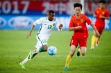 [WELLBET]热身赛-中国U22男足表现散漫!惨负十人沙特
