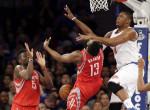 NBA西部决赛:火箭VS勇士,火箭主场能否逆境求生!